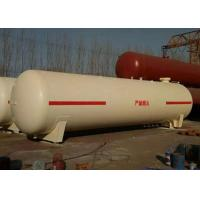 Wholesale ASME Pressure Vessel LPG Storage Tanks Q345R 40m3 20 Ton Color Customized from china suppliers