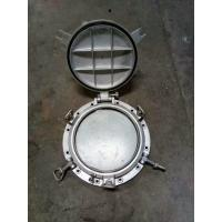 Buy cheap Portlights Marine Windows Porthole Marine Ships Scuttle Window With Storm Cover from wholesalers