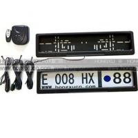 Wholesale Car License Plate Frame with Remote Control (HX-FR02) from china suppliers