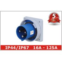 Wholesale Waterproof 220V 3 Pin And Sleeve Receptacle with Flush Mounted from china suppliers