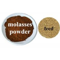 Wholesale Pure Natural Dry Molasses Fertilizer , Animal Feed Grade Molasses 5-6 PH from china suppliers