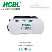 Wholesale Comfortable 3D VR BOX GLASSES With Bluetooth , 3d Vr Headset from china suppliers