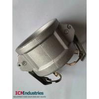 Buy cheap Aluminum Hose coupling Camlock quick Connector type DC from wholesalers