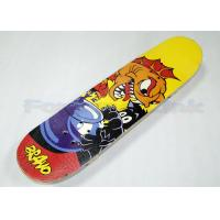 "Wholesale Four Wheel Maple Wood Custom Skateboards for Extreme Sporter 31""  x  8"" from china suppliers"