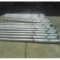 Wholesale cheap Q235/345 6m 8m 10m 12m lamp pole, galvanized street lighting poles from china suppliers