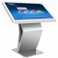 Quality 43 Inch FHD  Interactive Touch Screen Table Metal Frame Advertising Digital Signage for sale
