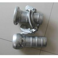 Wholesale Galvanized lever lock quick water pump bauer coupling with barb from china suppliers