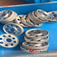 Wholesale Vacuum welded diamond grinding wheel  for all kinds of stone product  Alisa@moresuperhard.com from china suppliers