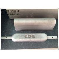Wholesale Aluminum anode for cathodic protection and anti corrosion , Aluminum sacrificial anode from china suppliers