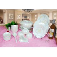 Wholesale Hotel Used Dinner Ceramic Plates Set from china suppliers