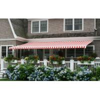 Wholesale Aluminium garden high quality half cassette awning from china suppliers