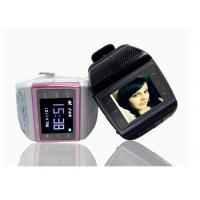 Wholesale GPRS Touch Screen White/Black 1.33 Inches Wrist Watch Cell Phones from china suppliers