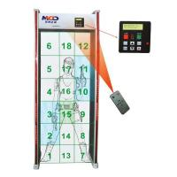 Wholesale CE Approved Door Frame Metal Detector for Hotels, Conference Centers, Airports from china suppliers