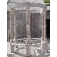 Wholesale Marble Arbour with Figure Carving (LY-499) from china suppliers