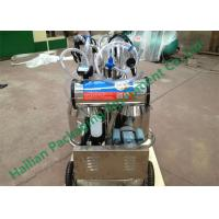 Wholesale Penis Portable Milker Machine High Capacity Dairy Farming Equipment from china suppliers