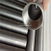 Buy cheap titanium tubing for bicycle manufacturing 35mm*0.9mm*500mm 4pcs wholesale price from wholesalers