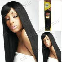 Wholesale Silky Straight Long Indian Remy Hair Extensions , Tangle Free Real Hair from china suppliers