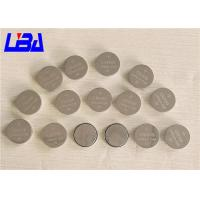 Wholesale High Capacity Coin Cell 3v CR2450 Button Battery CR1220 CR2477 CR2430 from china suppliers