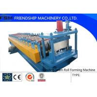 Wholesale 3 Phase Standing Seam Roll Forming Machine With Motor 7.5kw  50hz 380v from china suppliers