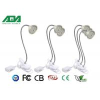 Wholesale LED Growing Lights Gooseneck 5w 10w 15w For Indoor Plants , Office Plants from china suppliers