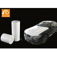 Wholesale Transport Protection Film For Car, Plastic Film For Car Transport  Anti-UV For 6 Months from china suppliers