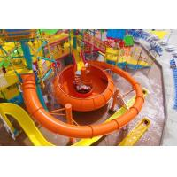 Wholesale Orange Big Space Bowl Water Playground Equipment Funny Theme Park from china suppliers