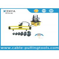 Wholesale DWG-2D Busbar Processing Machine , Hydraulic Pipe Benders Along With Electric Pump from china suppliers