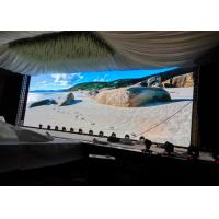 Buy cheap Super Thin P5 Indoor Rental LED Displays , Hd rent led video wall Full Color 640*640mm from wholesalers