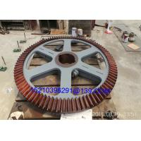 Wholesale Industrial Equipment Forged Steel Swing Bevel Gears For CNC Machining from china suppliers