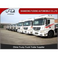 Wholesale 6 X 4 Drive Type Tractor Head Trucks 480hp Noth Benz ND42500B34J7/1202 from china suppliers