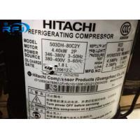 Wholesale 60Hz Hitachi Scroll Compressor 503DH-80B2 , 3 phase refrigerator compressor replacement from china suppliers