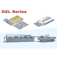 Wholesale Pharmacy Vial / Ampoule Blister Packing Machine Production Line Fully Automatic from china suppliers