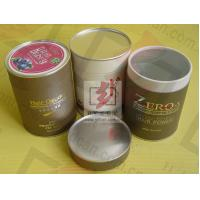 Wholesale Gift Clothes Paper Cans Packaging Cylinder with Eco Friendly from china suppliers