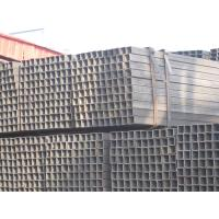 Wholesale 25x25-300x300 O.D. x 1.2-16mm Thickness Square and Rectangular Steel Pipe from china suppliers