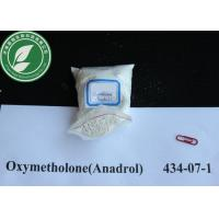 Wholesale Pharma Grade Oral 99% White Steroid Powder Oxymetholone Anadrol CAS 434-07-1 from china suppliers