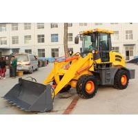 Wholesale mini backhoe type front end wheel loader good for your farm and garden from china suppliers