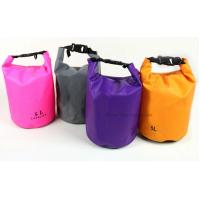 Wholesale Custom Color Waterproof Dry Bags Cylinder 5L Tarpaulin With Heat Seal Technique from china suppliers