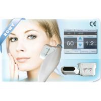 Quality Wrinkle Removal High Intensity Focused Ultrasound Face Lift HIFU Machine for sale
