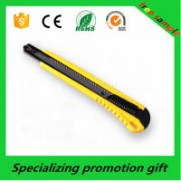 Wholesale Safety 9mm Snap off Utility Cutter Knife for Office CE / ROHS from china suppliers