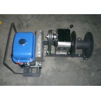 Wholesale JJM1Q 1 Ton Lifting Cable Winch Puller / Gas Powered Winch 15m / min from china suppliers