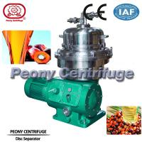 Wholesale Self Cleaning Automatic Separator - Centrifuge Palm Oil Processing Machine from china suppliers