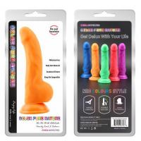 Wholesale Realistic Jelly Dildo Sex Toy from china suppliers
