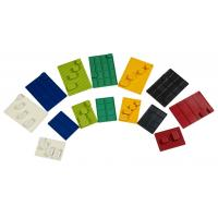 Wholesale Colorful Super Mini Solderable Breadboard ABS Plastic Material 25 / 35 / 45 Tie - Points from china suppliers