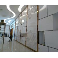 Wholesale China supplier stainless steel decorative strips mirror finish rose gold color for wall tile trimmings from china suppliers