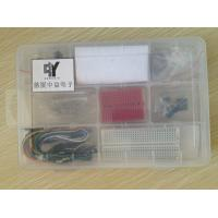 Wholesale Small Solderless Breadboard Experiment Project Kit With Many Components from china suppliers
