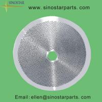 Wholesale paper processing equipment stainless screen plate from china suppliers