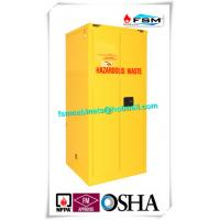 Hazardous Chemical Storage Cabinets Fireproof  for Chemical Liquid