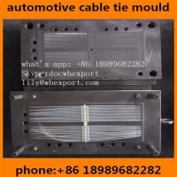 Wholesale plastic injection molds for nylon automotive auto car zip cable ties from china suppliers