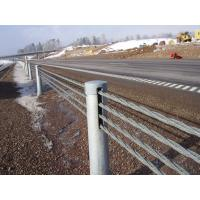 Wholesale Galvanized Wire Rope FLEX FENCE,Road Side or Median Safety Barriers from china suppliers