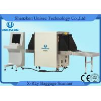 Wholesale 40Mm Steel Penetration Airport X Ray Machine Check Luggage Medium Tunnel Size from china suppliers